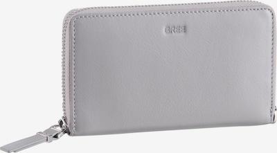 BREE Geldbörse 'Lynn 162' in grau, Produktansicht