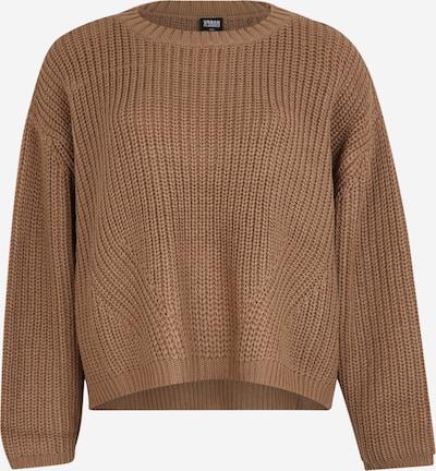 Urban Classics Pullover in beige, Produktansicht