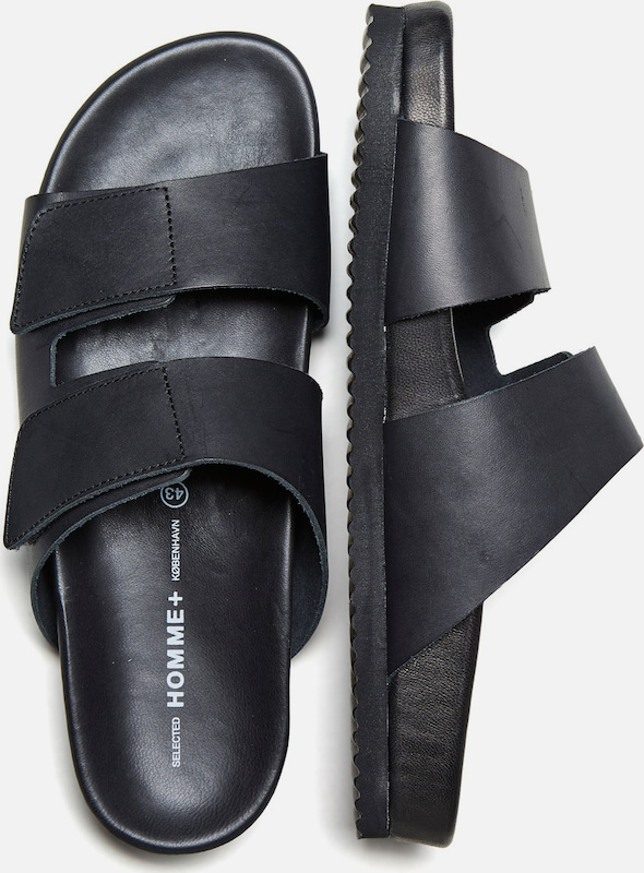 SELECTED HOMME Sandalen Verschleißfeste Schuhe billige Schuhe Verschleißfeste da430c