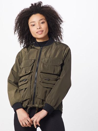 Superdry Jacke 'NAMID' in khaki, Modelansicht