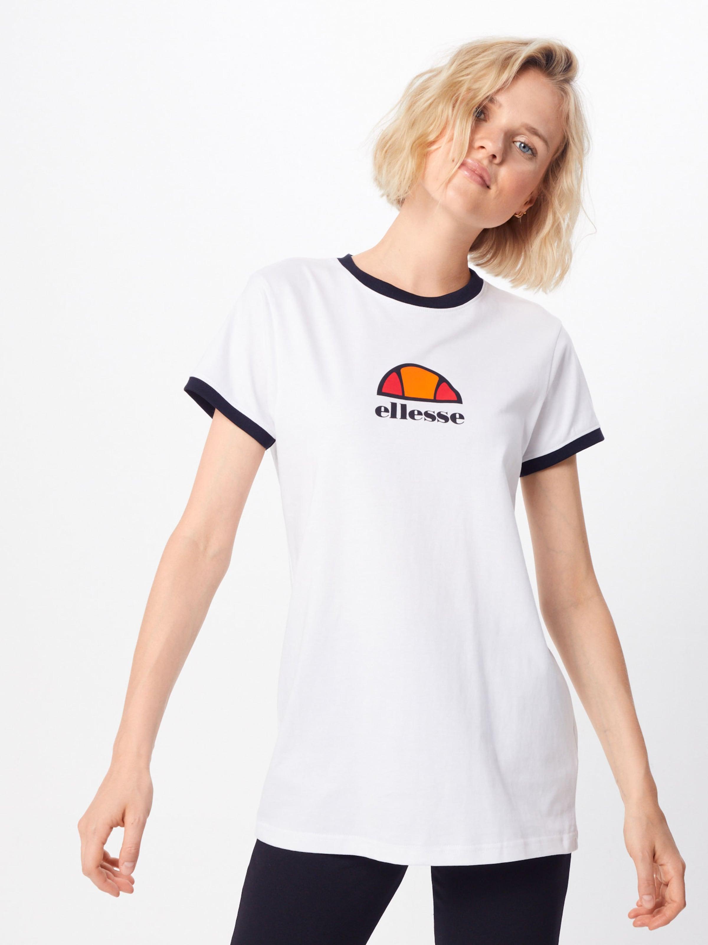 Ellesse Shirt In Shirt 'orlanda' In Ellesse Weiß 'orlanda' Weiß SULMGzpqV