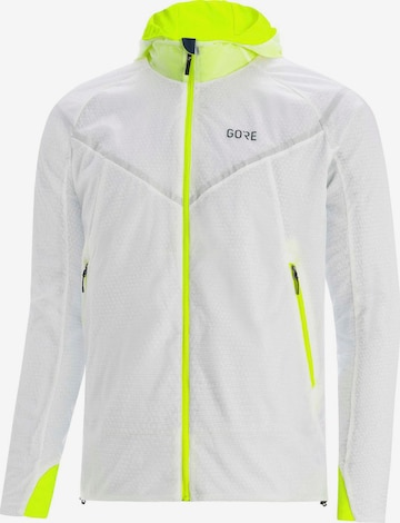 GORE WEAR Athletic Jacket 'R5 Infinium' in White
