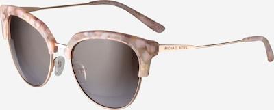 Michael Kors Sonnenbrille 'SAVANNAH' in rosé / schwarz, Produktansicht