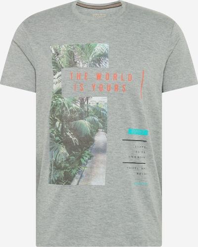 ESPRIT T-Shirt in grau / mischfarben, Produktansicht