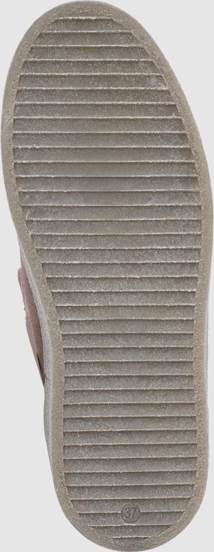 BRONX Schnürstiefel aus Leder