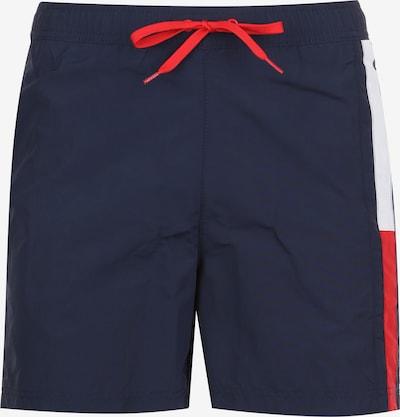 Tommy Hilfiger Underwear Plavecké šortky - marine modrá / červená / bílá, Produkt