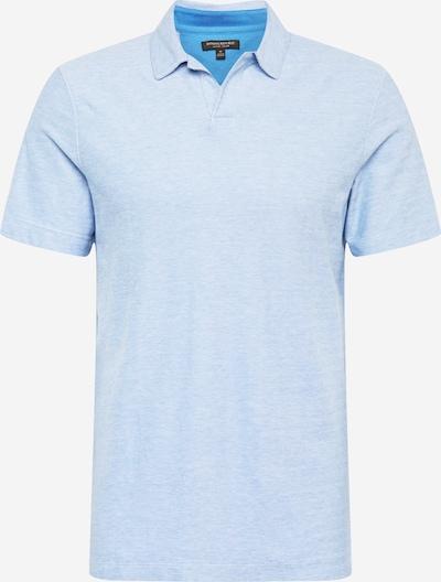 Banana Republic T-Shirt 'Lux Herringbone Johnny' in blau, Produktansicht