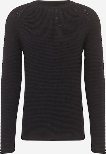 Redefined Rebel Pulover 'Harden' | črna barva, Prikaz izdelka
