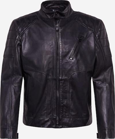 JOOP! Jeans Lederjacke 'Lima' in schwarz, Produktansicht