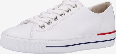 Paul Green Sneakers laag in de kleur Blauw / Rood / Wit, Productweergave