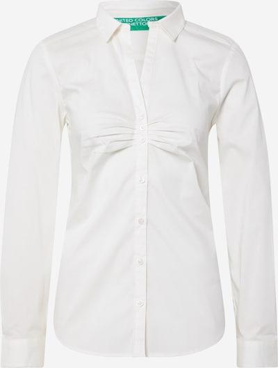 UNITED COLORS OF BENETTON Bluzka w kolorze białym, Podgląd produktu