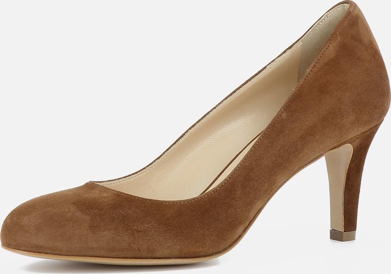 Haltbare Mode Damen billige Schuhe EVITA | Damen Mode Pumps BIANCA Schuhe Gut getragene Schuhe 354908