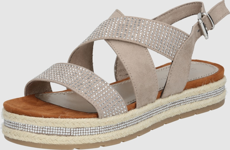 Haltbare Mode billige Schuhe MARCO TOZZI | Sandale Schuhe Schuhe Schuhe Gut getragene Schuhe 16028f