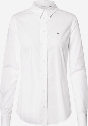 Calvin Klein Bluse in schwarz / weiß, Produktansicht