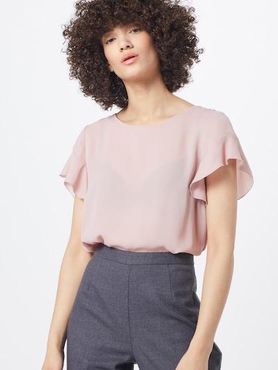 VILA Blusenshirt in rosa, Modelansicht