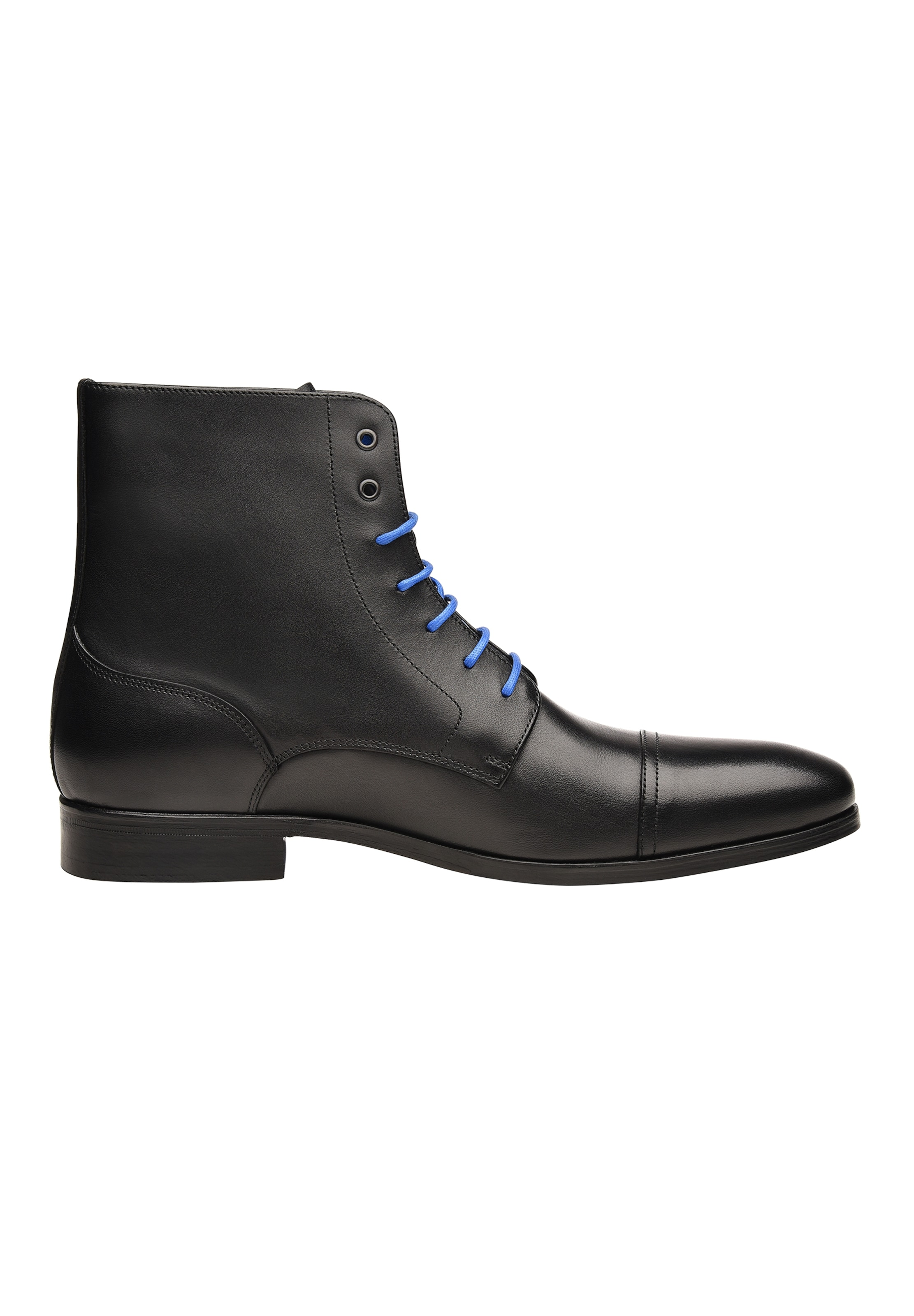 Bl' 'no6825 In BlauSchwarz Shoepassion Boots OPk80nw