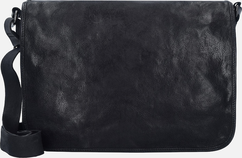 Campomaggi Umhängetasche Leder 33 cm