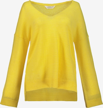 Studio Untold Maxi svetr - žlutá, Produkt