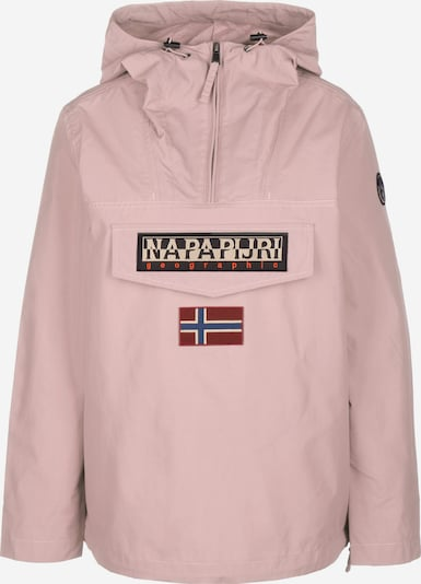 NAPAPIJRI Windbreaker 'RAINFOREST SUM 2' in rosa, Produktansicht
