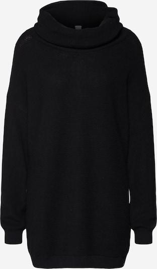 Iriedaily Pulover 'Mock Turtle Knit' | črna barva, Prikaz izdelka