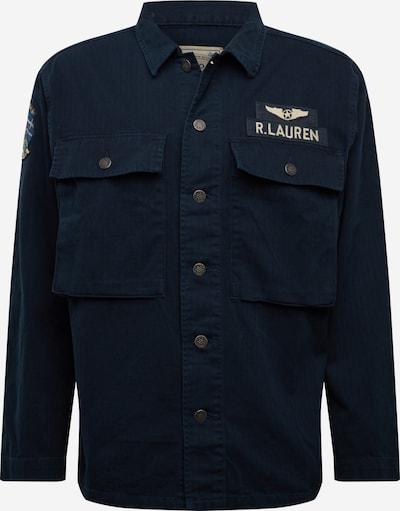 POLO RALPH LAUREN Košeľa - námornícka modrá / zmiešané farby, Produkt