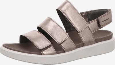 ECCO Sandalen in taupe, Produktansicht