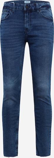 Only & Sons Jeans 'WARP SKINNY BLUE CROP PK4888' in de kleur Blauw denim: Vooraanzicht