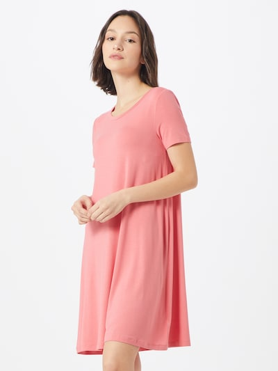 GAP Kleid 'RAYON SWING' in pink, Modelansicht