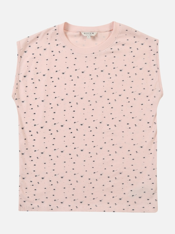 9f9d20bcd71884 REVIEW FOR TEENS Shirt 'TG-19-T207' in Rosa / Poederroze | ABOUT YOU