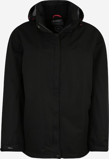 KILLTEC Outdoor jacket 'Inkele' in Black, Item view