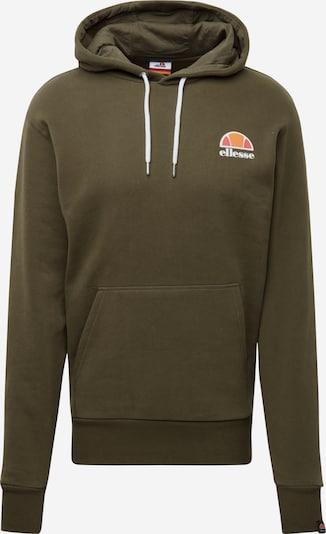 ELLESSE Sweater majica 'Toce' u kaki, Pregled proizvoda