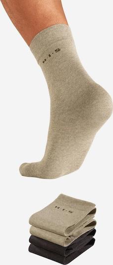 H.I.S Socken in beige / braun, Produktansicht