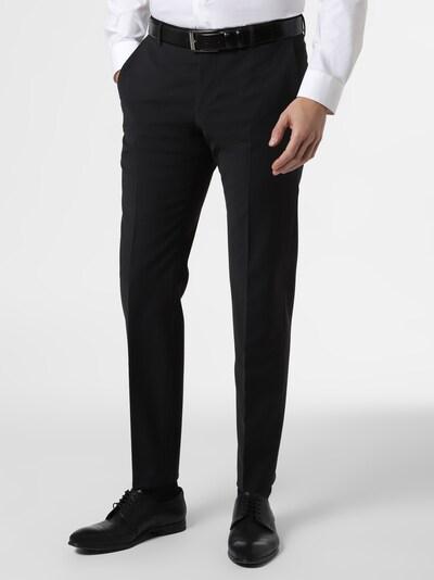 Finshley & Harding Hose 'Mitch' in schwarz, Modelansicht