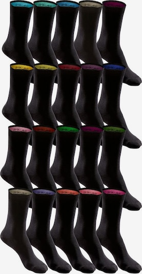 H.I.S Socken in schwarz, Produktansicht