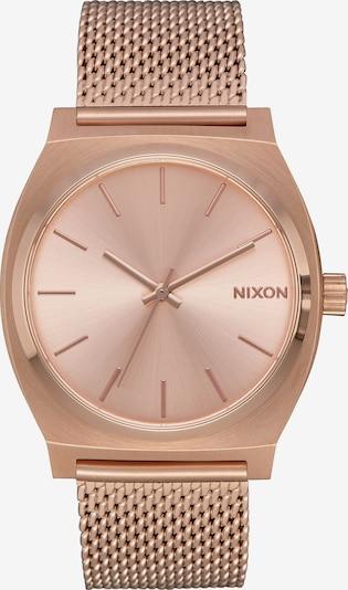 Nixon Armbanduhr 'Time Teller Milanese' in rosegold, Produktansicht