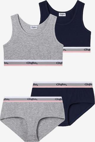 BUFFALO Underwear Set in Blue