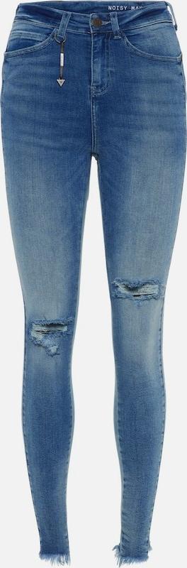 Noisy may Jeans 'Ankle' in Blau denim    Neuer Aktionsrabatt d000ab