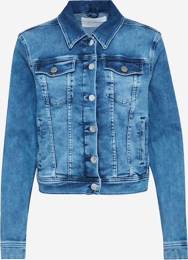 Rich & Royal Jeansjacke in blau, Produktansicht