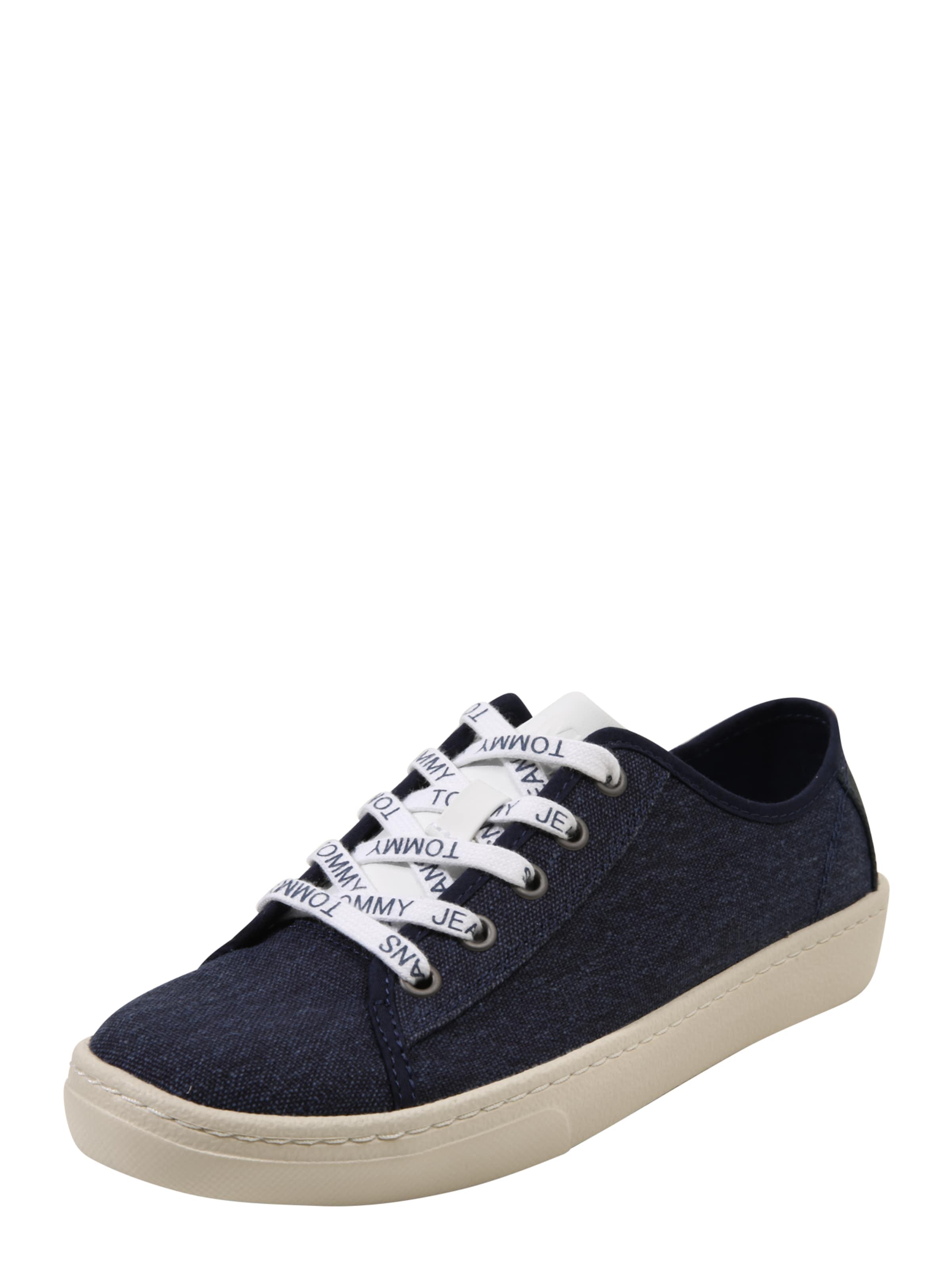 Tommy Jeans Sneaker Low Verschleißfeste billige Schuhe
