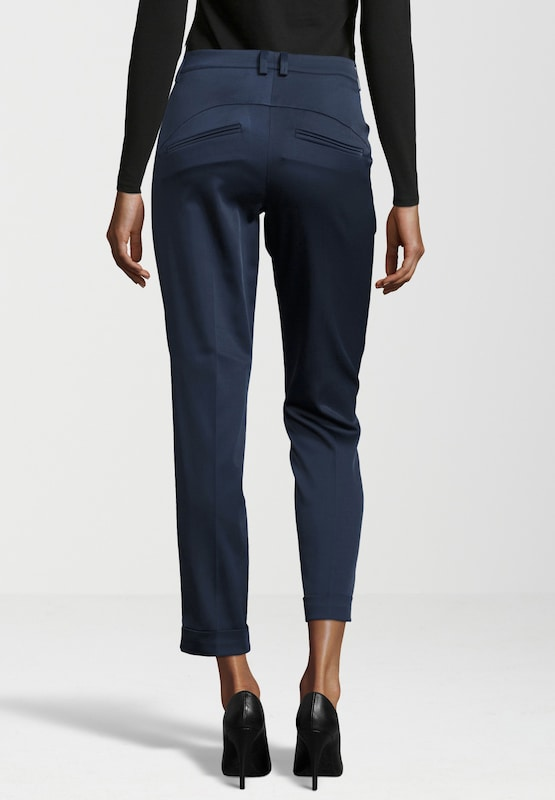 Gustav Trousers With Overlay