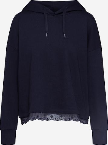 juoda ABOUT YOU Megztinis be užsegimo 'Charleen'