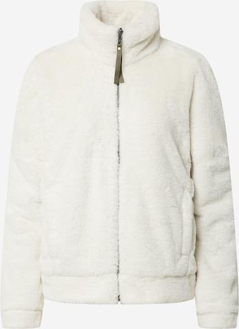 COLUMBIA Bluza polarowa funkcyjna w kolorze biały