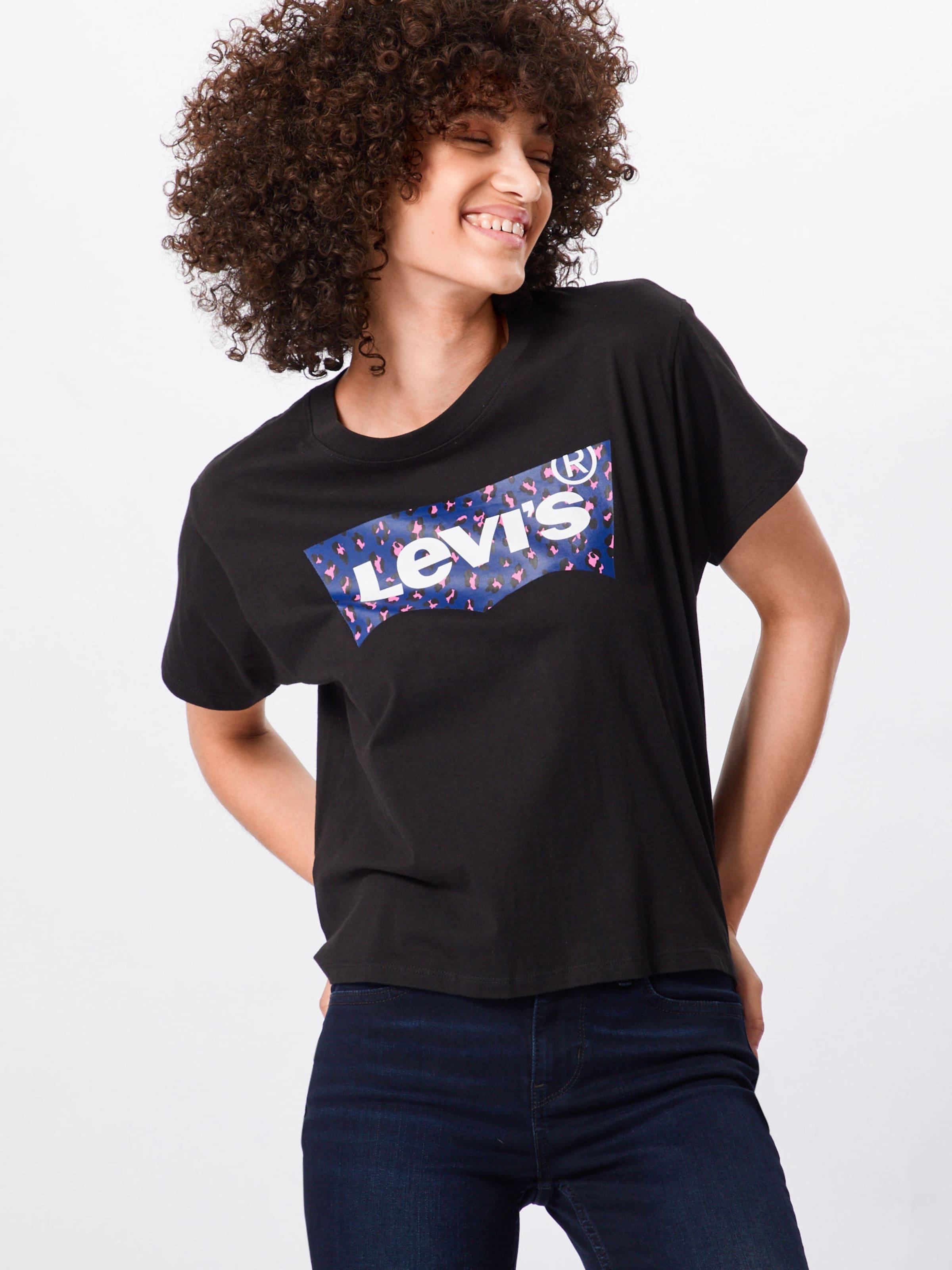 Noir T Noir shirt shirt Levi's En Levi's En shirt Levi's En T T Om8wy0PnvN