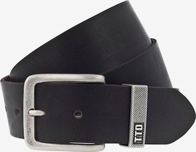 TOM TAILOR DENIM Riem in de kleur Zwart, Productweergave