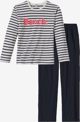 BENCH Pyjama in Mischfarben