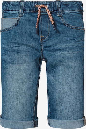 s.Oliver Shorts in blue denim, Produktansicht