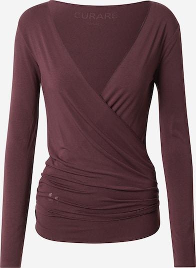 CURARE Yogawear Funkční tričko - bordó, Produkt