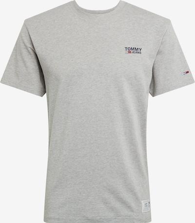Tommy Jeans T-Shirt en gris clair: Vue de face