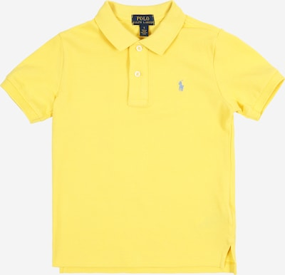 POLO RALPH LAUREN Shirt 'SS KC' in gelb, Produktansicht