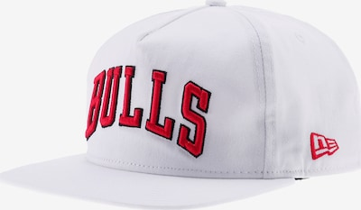NEW ERA 'NBA RETRO 9FIFTY AFRAME CHIBUL' Cap in rot / weiß, Produktansicht